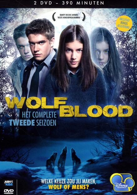 Wolfblood. Het complete tweede seizoen