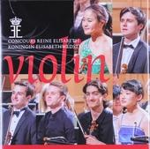 Koningin Elisabethwedstrijd : viool 2015
