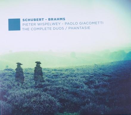 Schubert, Brahms : the complete duos, phantasie