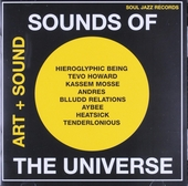 Sounds of the universe : art + sound