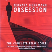 Obsession : new recording of the complete film score