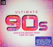 Ultimate 90s : 4cds of the greatest music of the 1990s