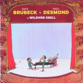 Dave Brubeck & Paul Desmond at Wilshire-Ebell ; Jazz at the Black Hawk