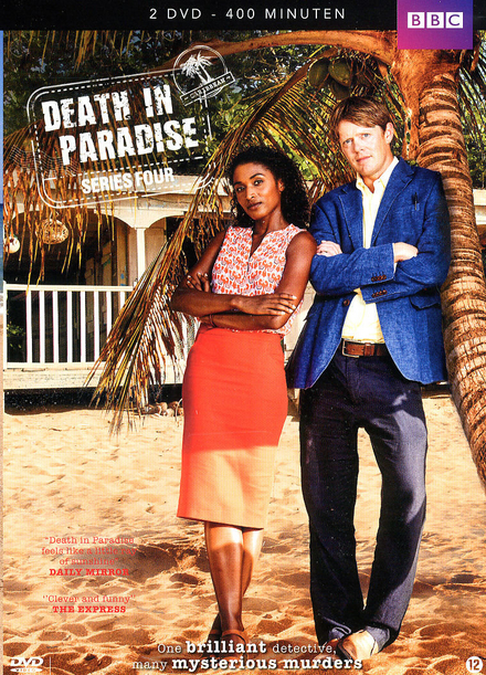 Death in paradise. Series 4