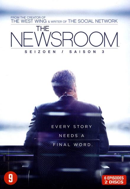 The newsroom. Seizoen 3