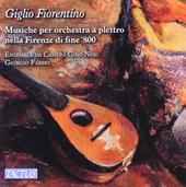 Giglio fiorentino : Musiche per orchestra a plettro nella Firenze di fine '800