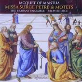 Missa Surge Petre & motets