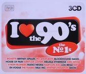 I love the 90's : the no 1s