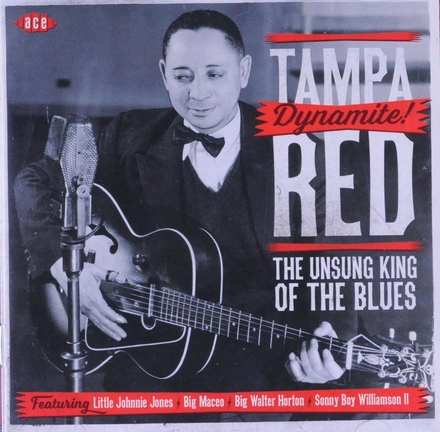 The unsung king of the blues