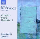 Complete string quartets 1. vol.1