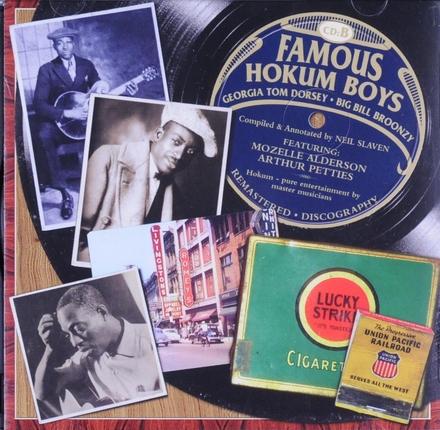 The famous Hokum boys. vol.2