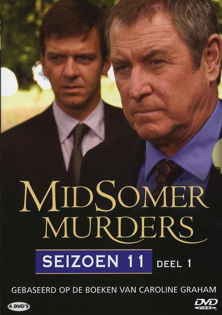 Midsomer murders. Seizoen 11, Deel 1