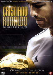 Cristiano Ronaldo : the world at his feet