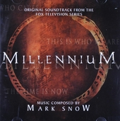Millennium : original soundtrack from the Fox television series