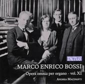 Opera omnia per organo vol.XI. vol.11