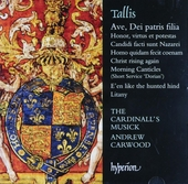 Ave, Dei patris filia and other sacred choral works