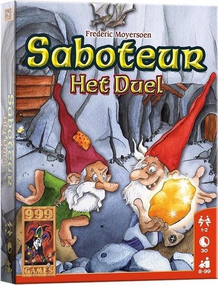 Saboteur, het duel