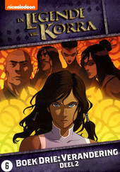 De legende van Korra : boek 3 : verandering. Deel 2