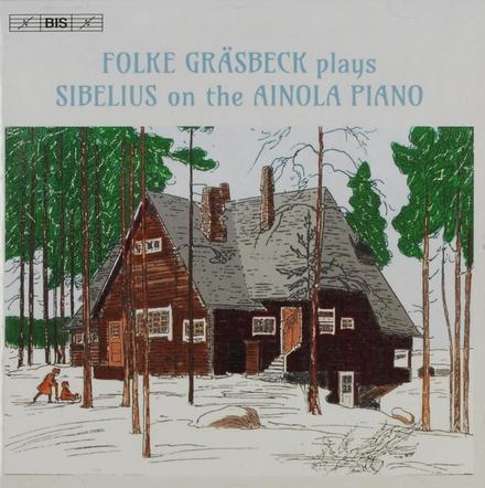 Folke Gräsbeck plays Sibelius on the Ainola piano