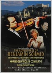 The adventures of Benjamin Schmid