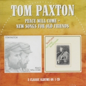 Peace will come ; New songs for old friends
