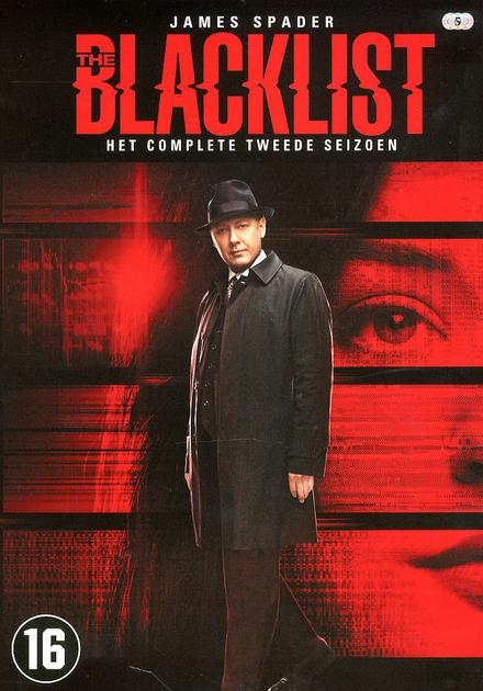 The blacklist. Het complete tweede seizoen