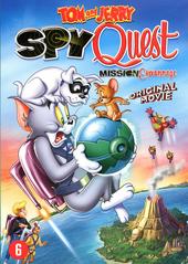 Spy quest : original movie