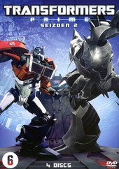 Transformers prime. Seizoen 2