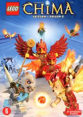 Lego legends of Chima. Seizoen 2