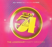 Studio 54 : the legendary party grooves