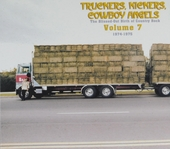 Truckers, kickers, cowboy angels : The blissed-out birth of country rock. vol.7: 1974-1975