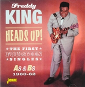 Heads up! : The first fourteen singles - As & Bs 1960-1962