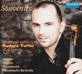 Souvenirs : Musiktage with Rudens Turku & friends