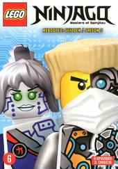 Lego Ninjago : masters of Spinjitzu. Seizoen 3