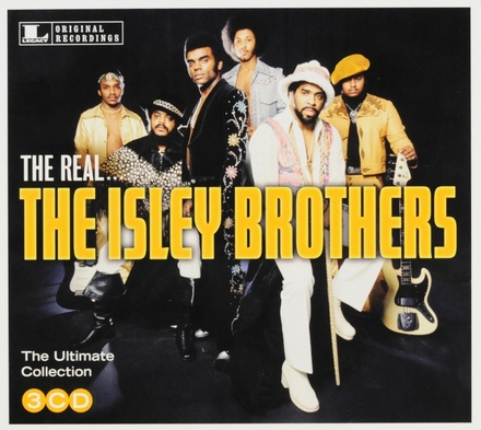 The real ... The Isley Brothers : the ultimate collection
