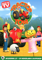 Tractor Tom. aflevering 27-39
