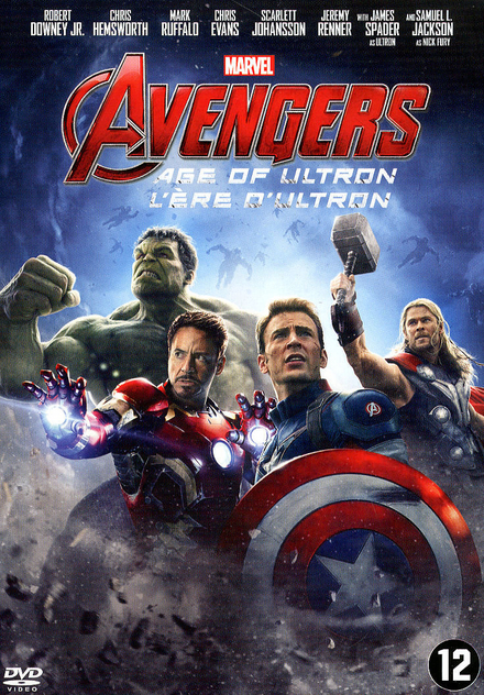 Avengers : age of Ultron