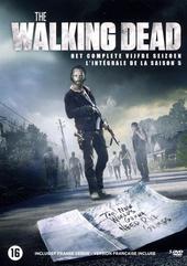The walking dead. Het complete vijfde seizoen