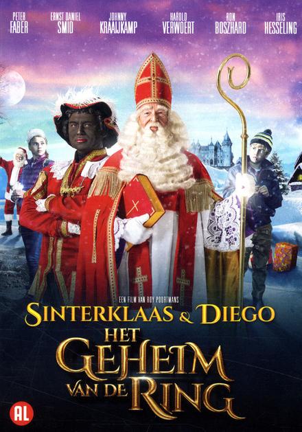 Sinterklaas & Diego : het geheim van de ring