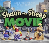 Shaun the sheep movie : music from the film