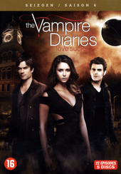 The vampire diaries : love sucks. Seizoen 6