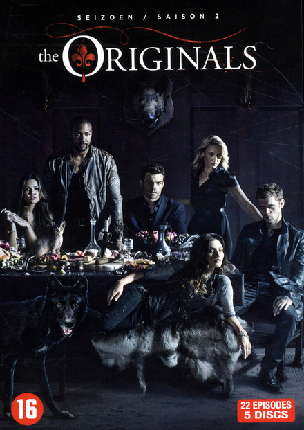 The originals. Seizoen 2