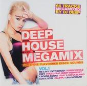 Deep house megamix : Sunshine flavoured disco sounds. vol.1