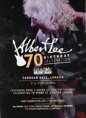The 70th birthday celebration