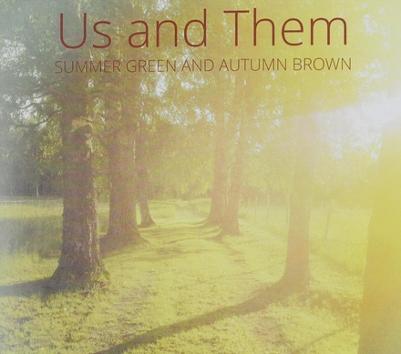 Summer green and autumn brown