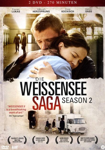Die Weissensee Saga. Season 2