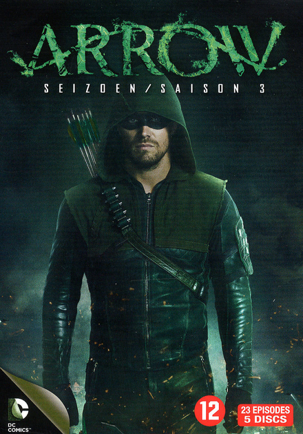 Arrow. Seizoen 3