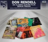 Six classic albums plus bonus tracks