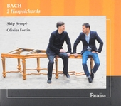 2 harpsichords
