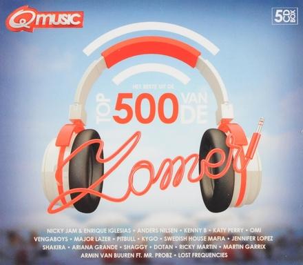 Het beste uit de Q-music top 500 van de zomer
